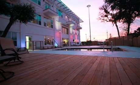 Groupon Boutique Hotel In Austin