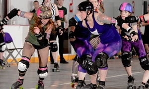Arch Rival Roller Girls 2015 Championship: Arch Rival Roller Girls' Battle for St. Louis at Chaifetz Arena on Saturday, June 13, at 6:30 p.m. (Up to 53% Off)