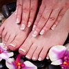 Up to 53% Off Mani-Pedi Services