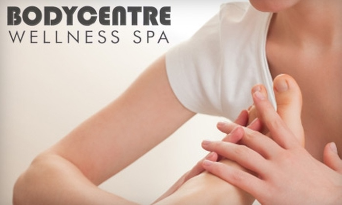 The Bodycentre Wellness Spa - Anaheim Hlls: $40 for a Reflexology and Ionic Foot-Bath Treatment or a Deep-Tissue Massage at The BodyCentre Wellness Spa (Up to $80 Value)