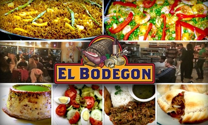 El Bodegon - Pine Ridge Estates: $15 for $30 Worth of Tapas, Meals, and Drinks at El Bodegon Restaurant & Tapas Bar