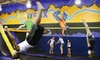 Up to 53% Off Jump Passes at Airworx in Chandler