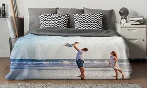 Photo.Gifts DCO (BE): 1 ou 2 couvertures polaire personnalisées de 100 x 75 cm à 150 x 100 cm dès 7,99 €