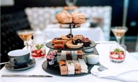 Traditional or Deluxe Afternoon Tea for Two or Four at Docklands Lodge Hotel (Up to 65%)