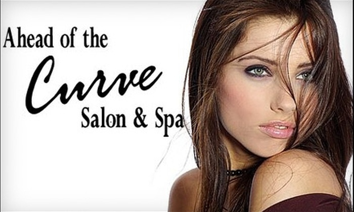 Ahead of the Curve Salon and Spa - Blair: $20 for $50 Worth of Services and Products at Ahead of the Curve Salon and Spa in Blair