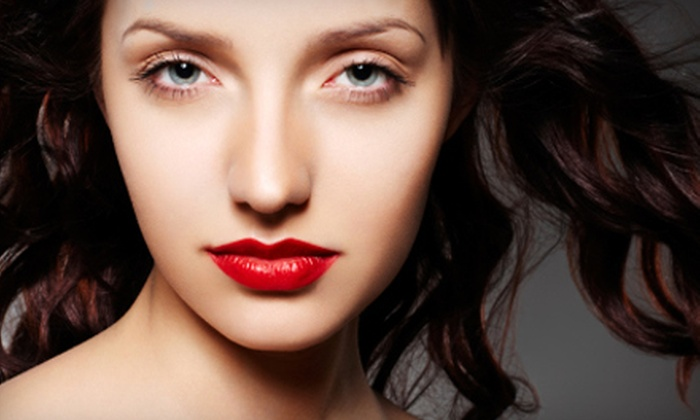Hello Gorgeous - Multiple Locations: $75 for a Makeover Package at Hello Gorgeous ($170 Value). Choose from Two Locations.
