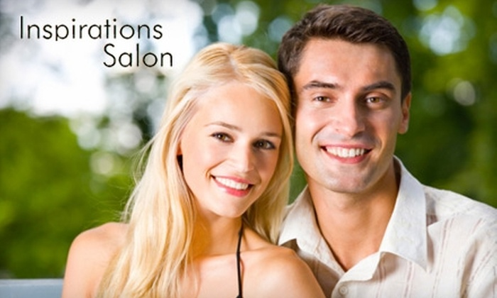 Inspirations Salon - Main Street Merchants: Haircut or Color Services at Inspirations Salon in Sarasota. Choose from Three Options.