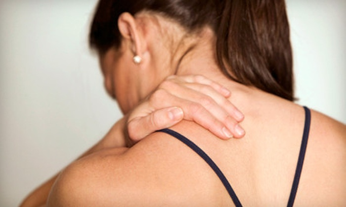 Nikitow Wellness Center - Inverness: $37 for a Chiropractic-Care Package with Massage and Spinal Exam at Nikitow Wellness Center ($270 Value)