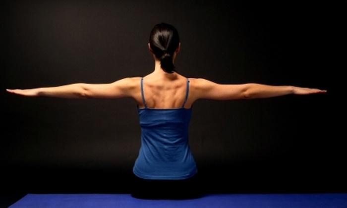 Reston Pilates - Reston: $59 for Three Pilates Mat Classes and One Private Session at Reston Pilates Studio in Reston