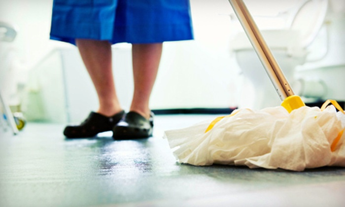 The Golden Maid - Houston: One, Three, or Six Two-Hour Housecleaning Sessions from The Golden Maid (Up to 78% Off)