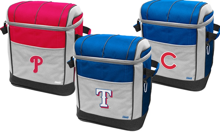 Coleman MLB 50-Can Cooler: Coleman MLB 50-Can Cooler. Multiple Teams Available.