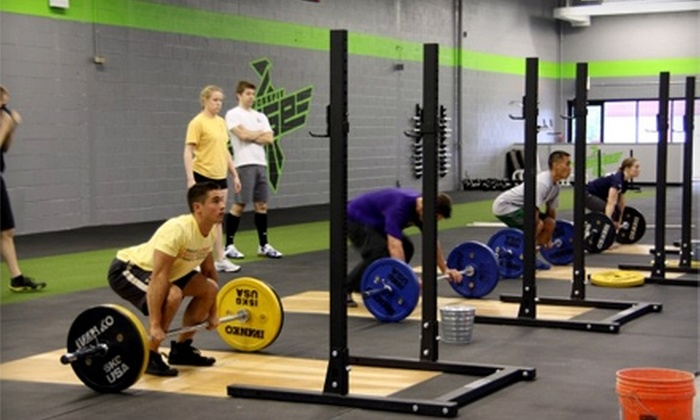 CrossFit Rise - Schaumburg: $50 for Eight Classes with Personal Instruction at CrossFit Rise in Schaumburg ($150 Value)