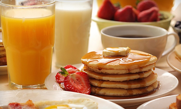 Keys Cafe at the Foshay Tower - Downtown West: $14 for Breakfast for Two at Keys at the Foshay (Up to a $34.48 Value)