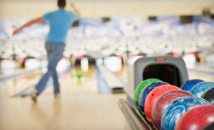 King Pins Bowling Center: Bowling Outing for Two (up to a $21 total value) - King Pins Bowling Center in Jacksonville