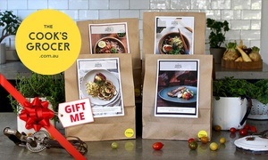 The Cook's Grocer: $50 for $100 to Spend on Cook-at-Home Meals from The Cook's Grocer