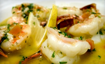 $30 Groupon to Blue Danube and Fish Tale Seafood & Steakhouse - Blue Danube and Fish Tale Seafood & Steakhouse in San Clemente