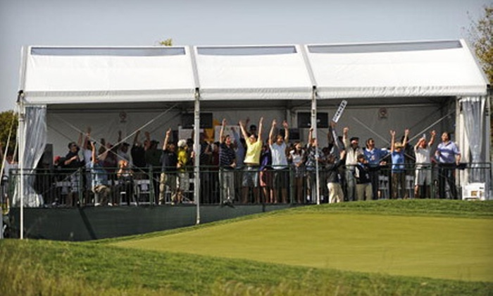 TPC Stonebrae Championship - Hayward: $25 for Outing for Two to the TPC Stonebrae Championship in Hayward on April 11–15 ($50 Value)