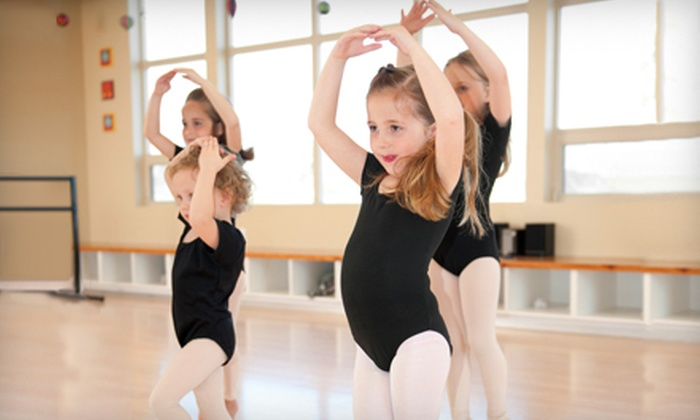 Serenity Performing Arts School - Multiple Locations: 5 or 10 Dance or Fitness Classes at Serenity Performing Arts School (Up to 73% Off)