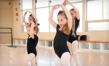 5-Class Punch Card (a $75 value) - Serenity Performing Arts School in Quackertown