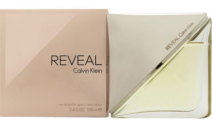 Eau Calvin Femme De Pour Reveal Parfum Klein nXP8wk0O