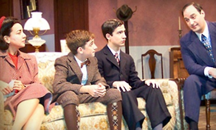 Theatre Harrisburg - Multiple Locations: $67 for One Season Subscription to Theatre Harrisburg ($135 Value)