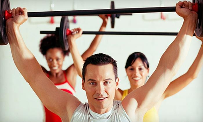 The Energy Fitness Club - Fairlington - Shirlington: 5 or 10 Fitness Classes at The Energy Fitness Club in Arlington (Up to 76% Off)