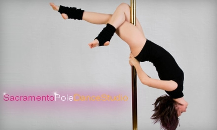 Sacramento Pole Dance Studio - RP Sports Compex: $20 for 4 Pole-Dancing Classes or $100 for a 10-Person Party at Sacramento Pole Dance Studio (Up to $200 Value)