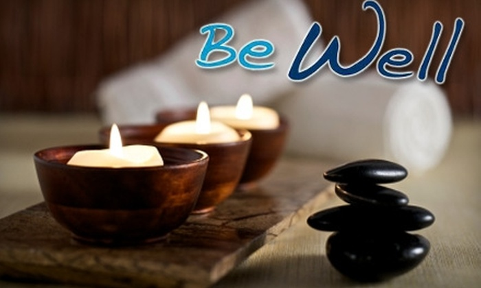 Be Well - Devonshire: $25 For Two 35-Minute Migun Thermal Massage Bed Sessions at Be Well (a $50 value)
