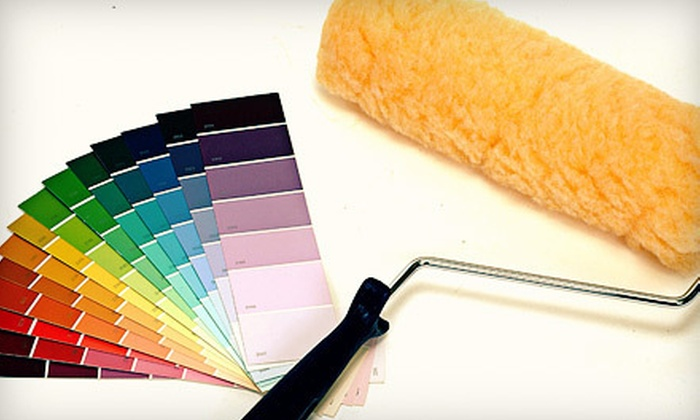 Silver Fern Painting - Seattle: Interior or Exterior Painting Services from Silver Fern Painting (Up to 80% Off). Five Options Available.