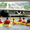 72% Off Kayak Rental and T-Shirt