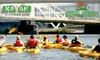 Venture Outdoors - Multiple Locations: $7 for a $15 Voucher for Kayak Rental and T-Shirt at Kayak Pittsburgh ($25 Value)