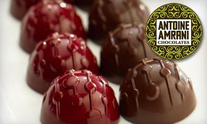 Antoine Amrani Chocolates - East Norriton: $15 for $30 Worth of Gourmet Treats at Antoine Amrani Chocolates