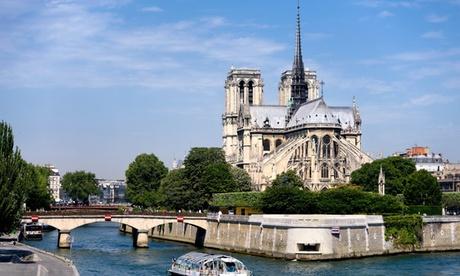 París: estancia para 2 personas con desayuno y opción a crucero por el Sena en el Hôtel Glasgow