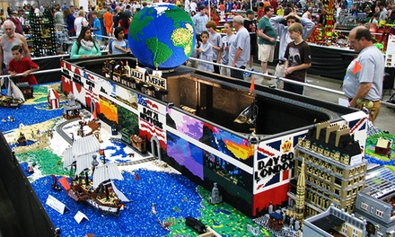 GROUPON LEGO CONVENTION