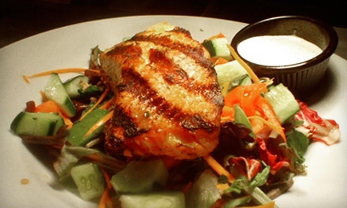 Presto Bar and Grill - Third Ward: $20 for $40 Worth of Eclectic Dinner Fare at Presto Bar and Grill