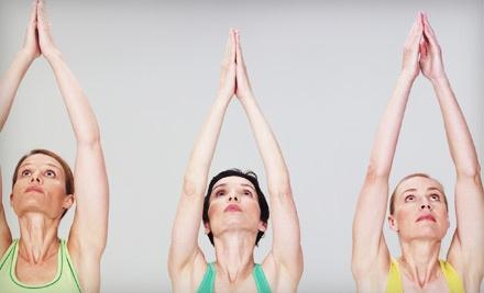 10 Yoga Classes (a $100 value) - Yoga by Julia in Albuquerque
