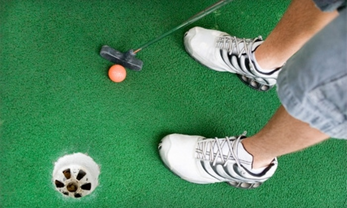 Hidden Valley Miniature Golf - Lakeside: $12 for Four Rounds of Miniature Golf at Hidden Valley Miniature Golf in Lakeside ($24 Value)