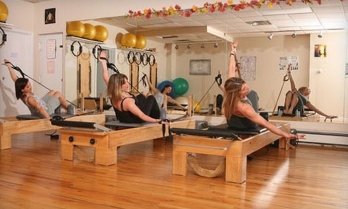 The Willow Pilates & Yoga - South Beach / Old Town: $49 for a Month of Unlimited Classes at The Willow Pilates & Yoga ($160 Value)