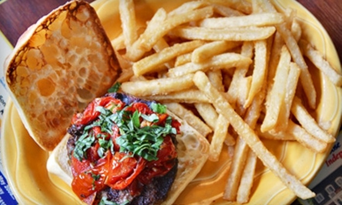 The Iron Horse - Westwood: $6 for $12 Worth of Burgers, Beer, and More at The Iron Horse