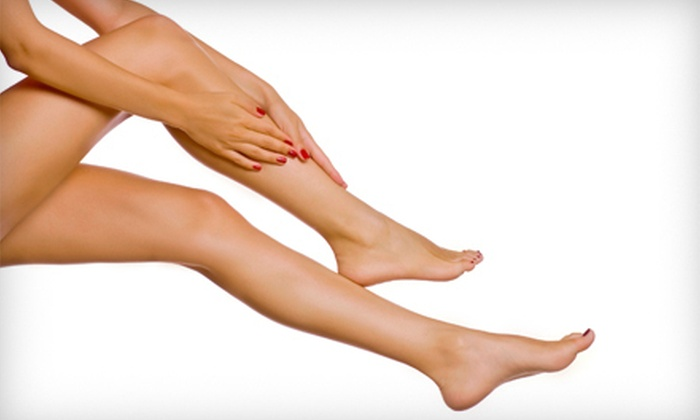 Rivaz Salons - Multiple Locations: Full-Leg, Brazilian, or Full-Body Wax at Rivaz Salons (Up to 58% Off)