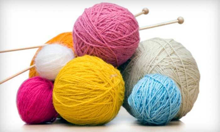 South West Trading Company - Deer Valley: $25 for a Knitting-Class Package at South West Trading Company ($50 Value)