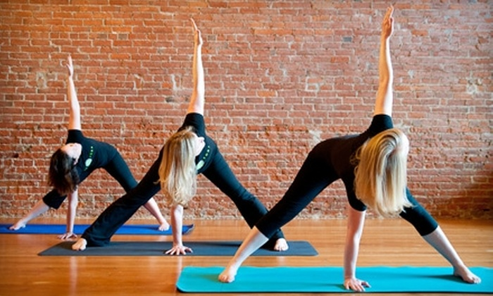 Love Yoga Studio - Albany: $40 for an Eight-Class Pass for New Clients (Up to $80 Value) or $45 for an Unlimited Monthly Pass for Current Clients (Up to $95 Value) at Love Yoga Studio