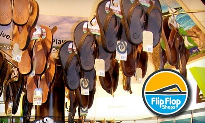 ae5969d500798  15 for  30 Worth of Flip-Flops and Sandal Merchandise at Flip Flop ...