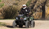 Randonnée en quad de 2h ou dune demi-journée pour 1 ou 2 personnes dès 89 € avec Sud Aventure Quad