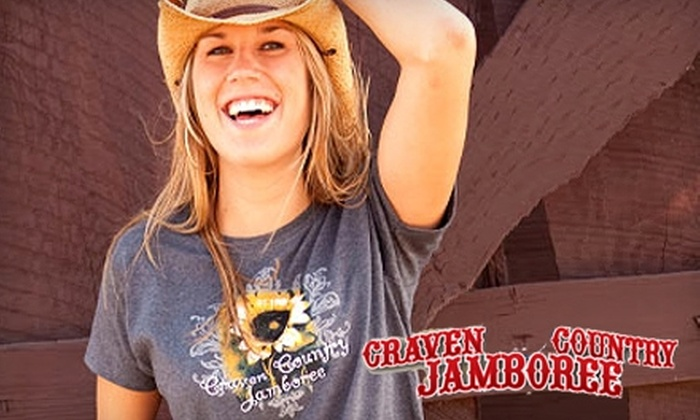 Craven County Jamboree: $15 for $30 Worth of Apparel, Accessories, and Collectibles from Craven Country Jamboree