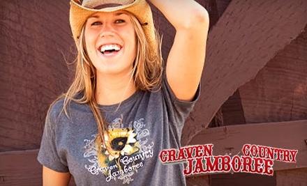 $30 Groupon to Craven County Jamboree - Craven County Jamboree in