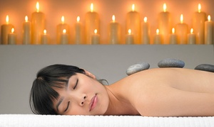 RedLITE: One-Hour Hot Stone Massage at RedLITE (63% Off)