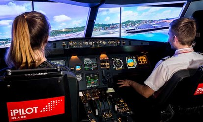 image for Up to 90 Minutes of Flight Simulator Experience at iPilot (Up to 72% Off)