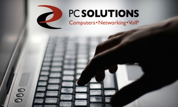 PC Solutions - Hoover: $59 for Virus Removal on One PC Computer from PC Solutions ($120 Value)