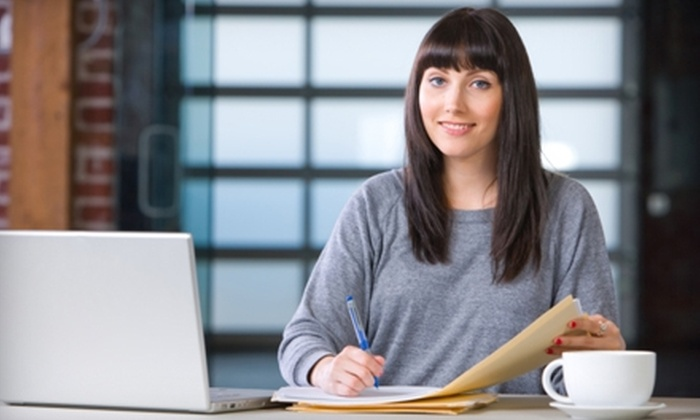Well-Prep - Downtown Waxahachie: $199 for Online Resumé Prep Services from Well-Prep ($399 Value)